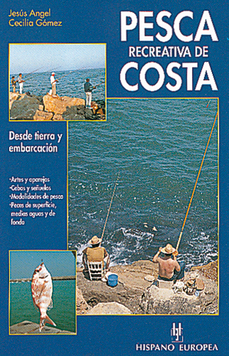 Pesca recreativa de costa